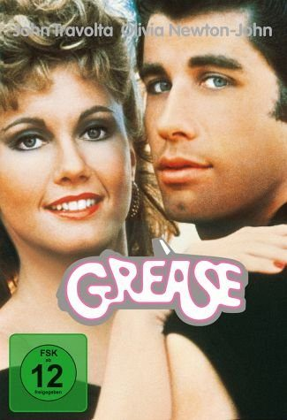 DVD »Grease«